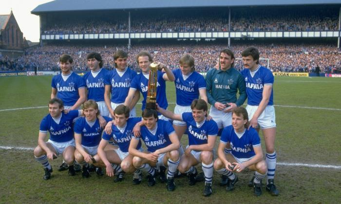 The entertaining Everton team of 1985 - did they ever get the credit they deserved?