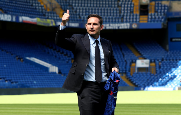 Frank Lampard has been made the next Chelsea boss.