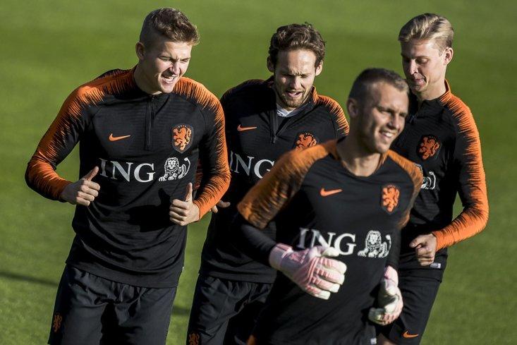 Barcelona next? Ajax chief Overmars accepts losing De Ligt and De Jong