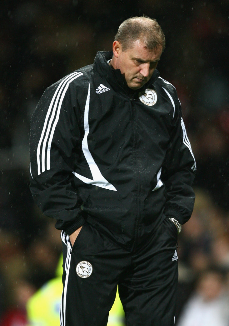 Billy Davies' replacement, Paul Jewell (Getty Images)