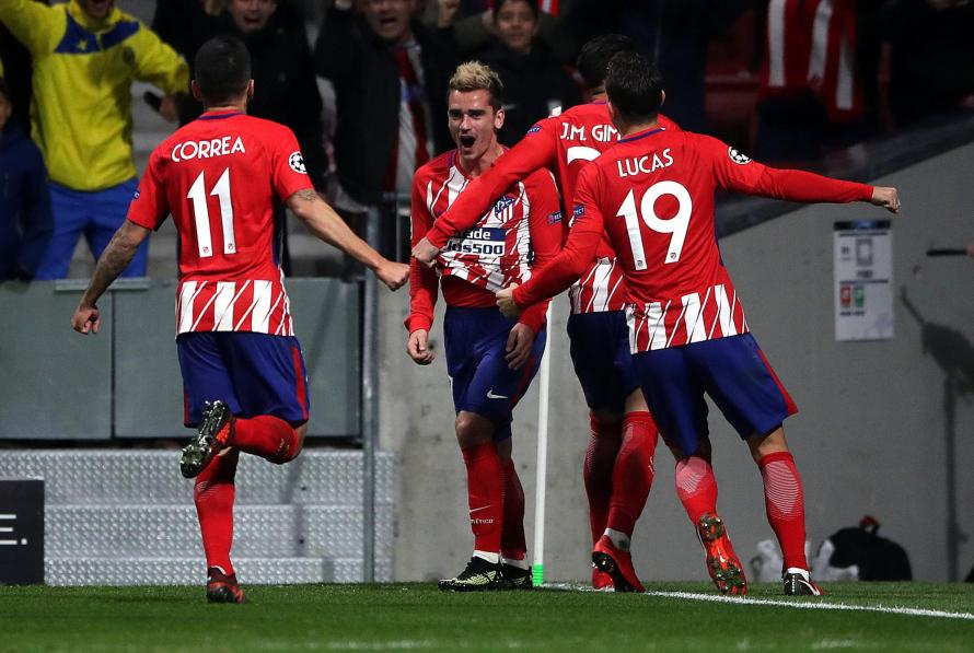 Antoine Griezmann: I Don't Regret Staying At Atletico Madrid
