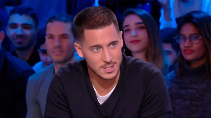 Eden Hazard Has Spoken About His Future On French TV