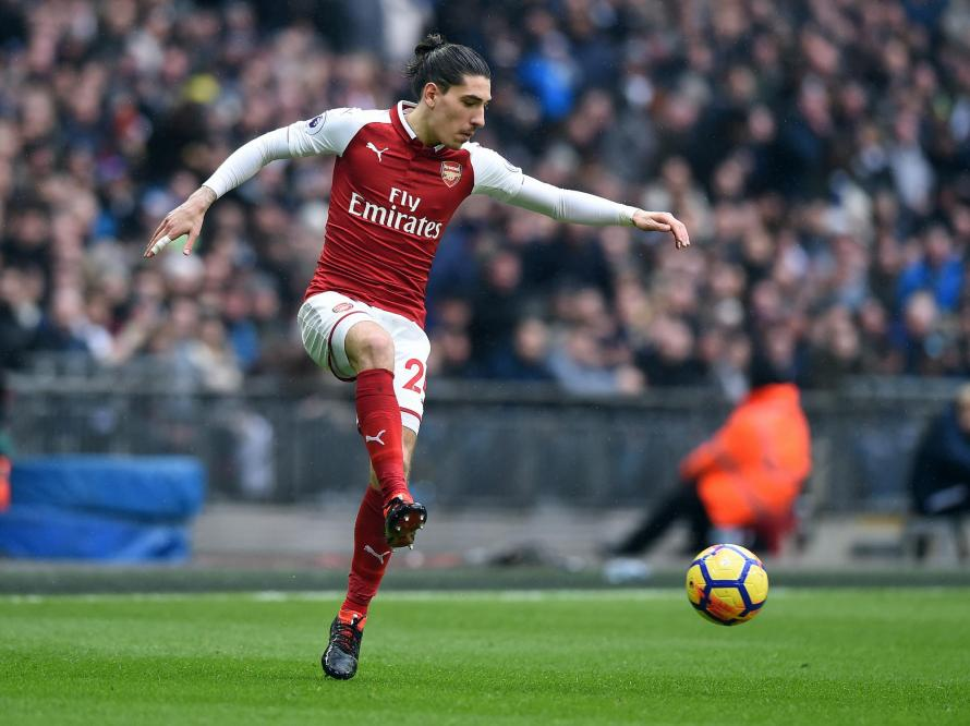 Hector Bellerin Slates Arsenal Fan TV, Claims They Are 'Hustling' People
