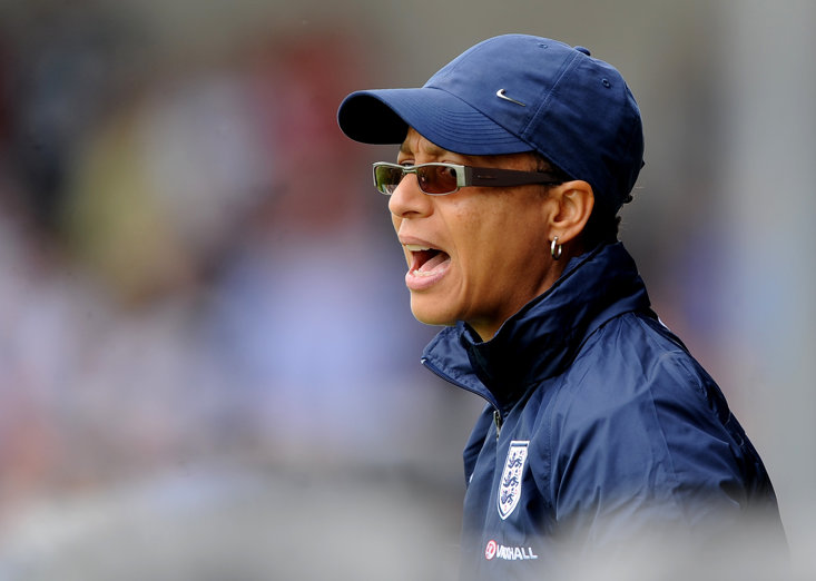 Hope Powell: England's first female manager