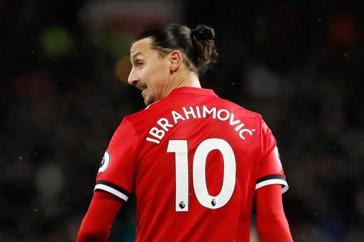 Ibrahimovic has stuck up for his former Man Utd teammate