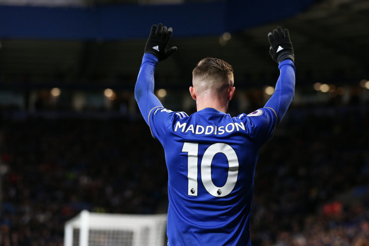 James Maddison has been incredible this season