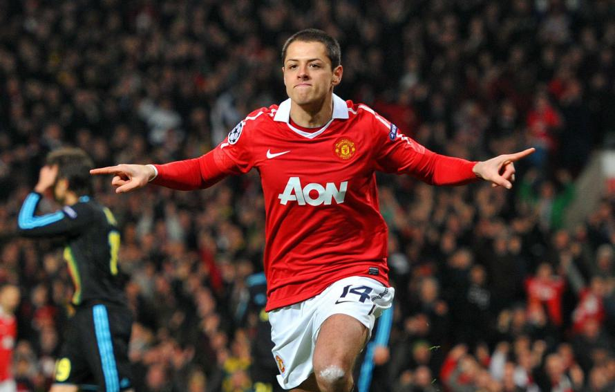Javier Hernandez looked like he would become a Manchester United regular but he ended up moving to Bayer Leverkusen