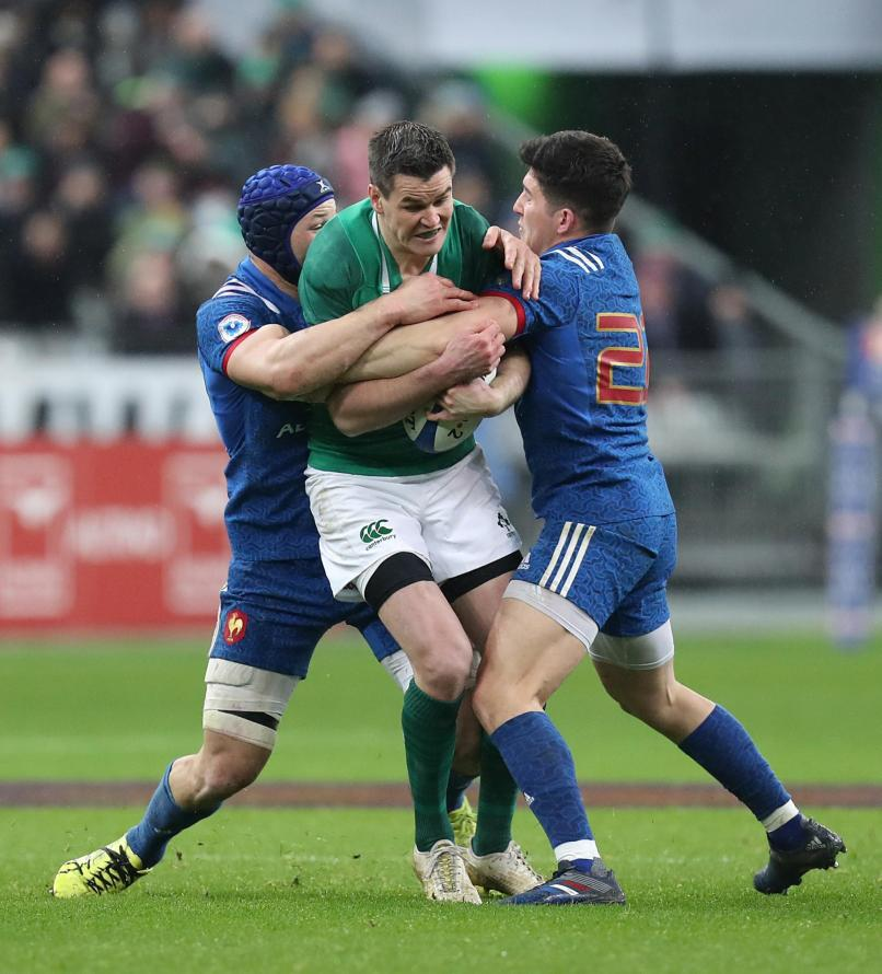 Six Nations to review HIA protocol from France versus Ireland match
