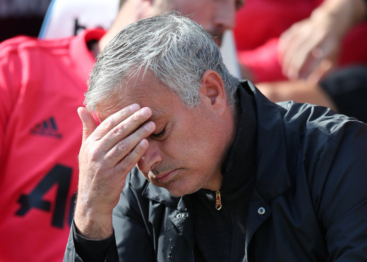 Jose Mourinho will have to look elsewhere this January