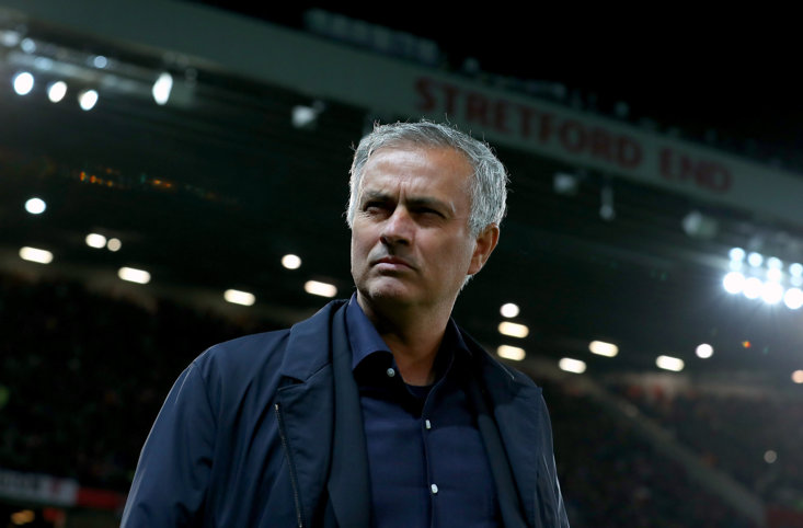 Mourinho's side have been left for dead this season
