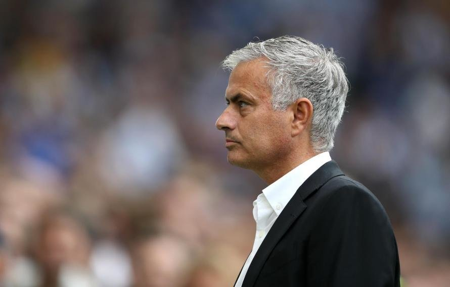 Jose Mourinho wants to move the bus and get it to Old Trafford on time, not park it