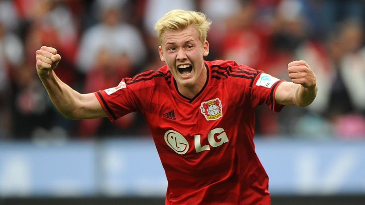 Julian Brandt Has Been A Revelation For Bayer Leverkusen This Season
