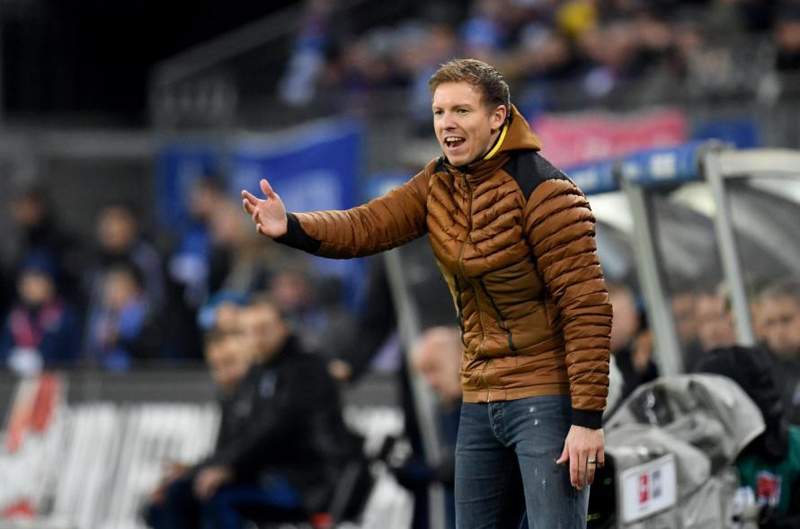 Nagelsmann Is On The Hunt For His First Champions League Win