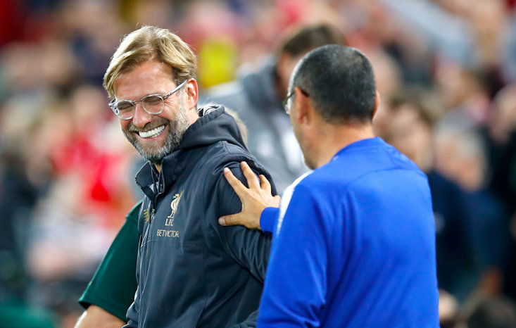 Will Klopp and Sarri venture into the market for new players?