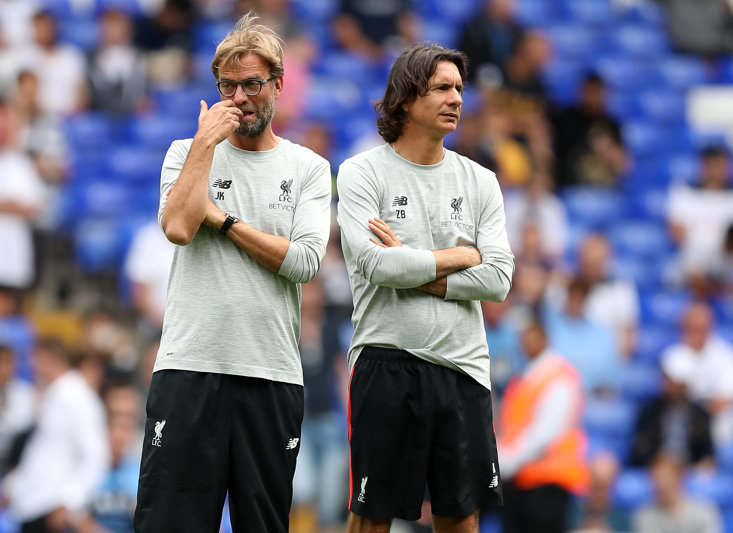 Liverpool receive major injury boost ahead of Premier League clash with Fulham