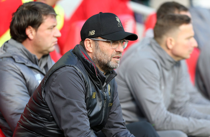 Klopp has his eye on some of Europe's top talent