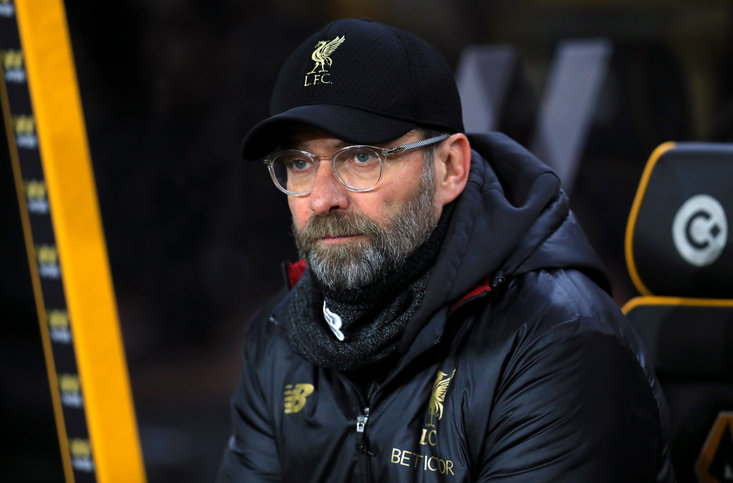 Jurgen Klopp defends changes as Wolves knock Liverpool out of FA Cup