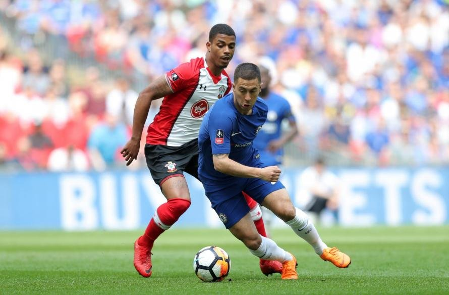 Eden Hazard reveals who Chelsea players tease for being 'Maurizio Sarri's son'