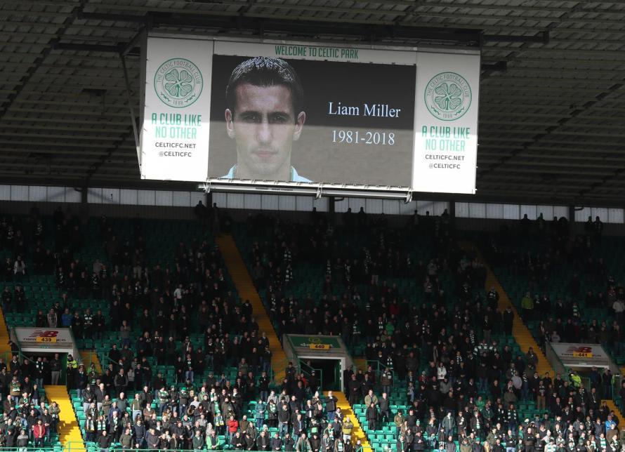 Former A-League footballer Liam Miller dies, aged 36