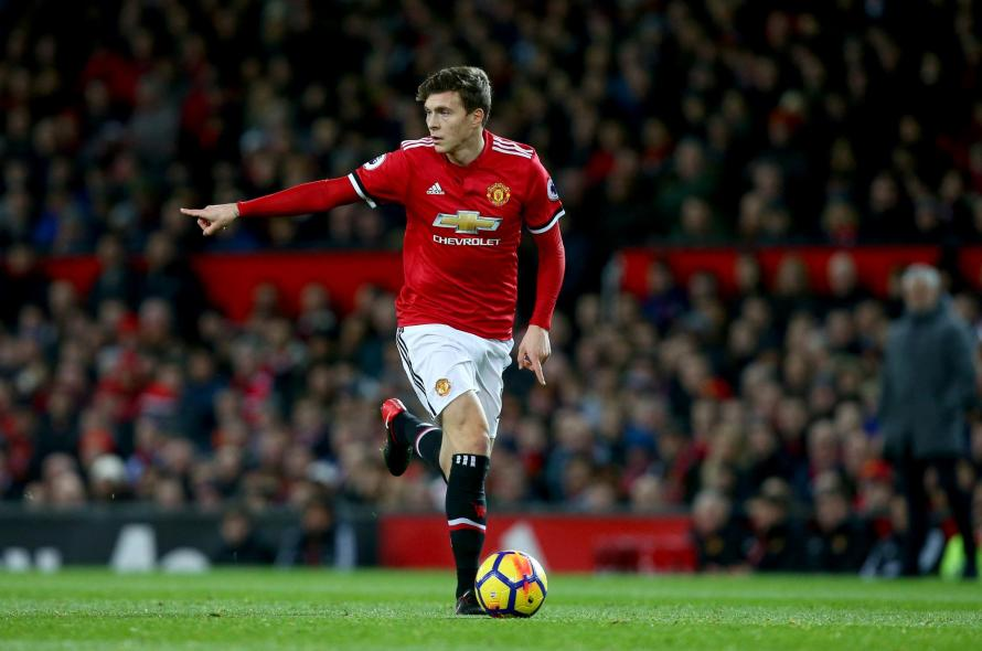 Victor Lindelof Has Impressed For Manchester United This Season