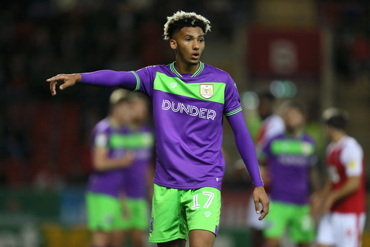 Liverpool Linked With Highly Rated Bristol City Star