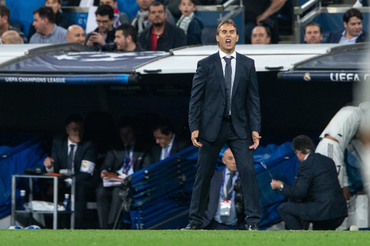 Julen Lopetegui Will Be Sacked As Real Madrid Manager