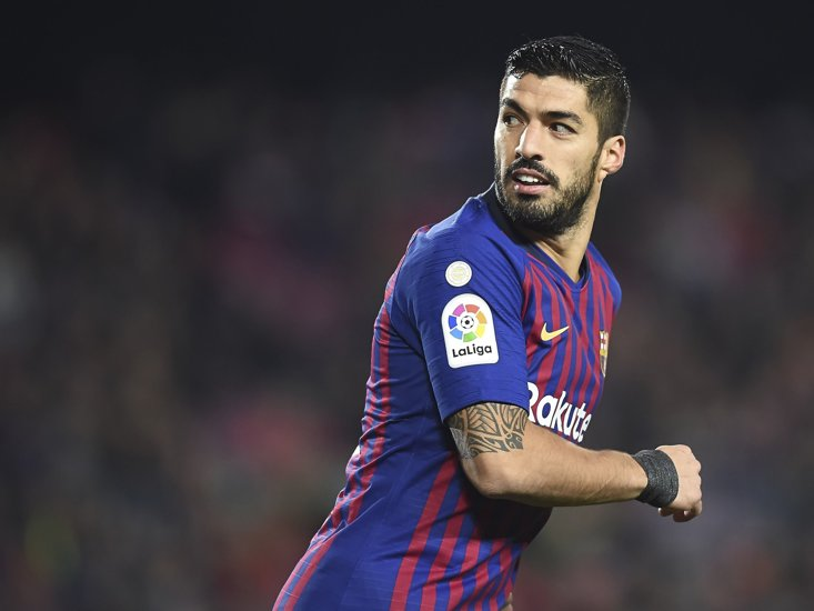 Luis Suarez Has Scored 16 La Liga Goals This Season