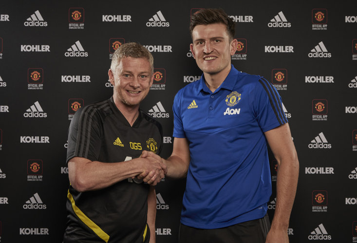 Despite a solid start for Man United, Harry Maguire is now starting to regress