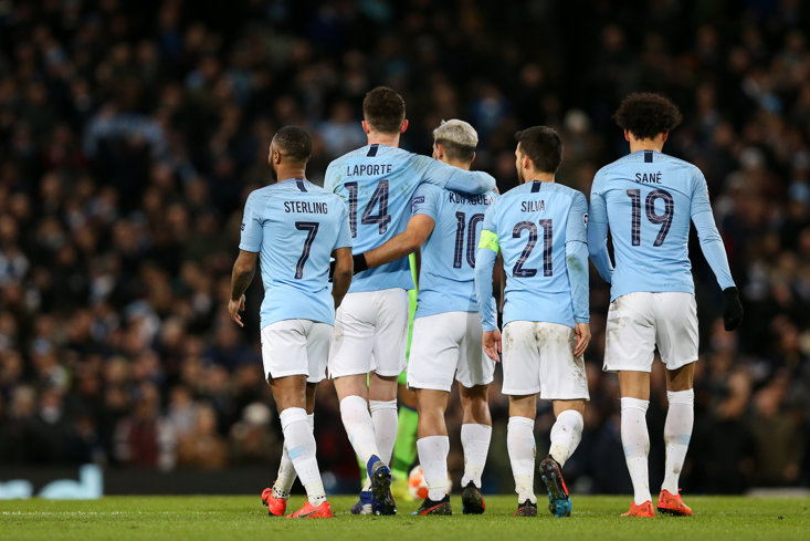 Sterling urges City to clinch quadruple