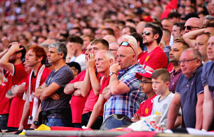 Man Utd supporters furious with Arsenal ticket allocation