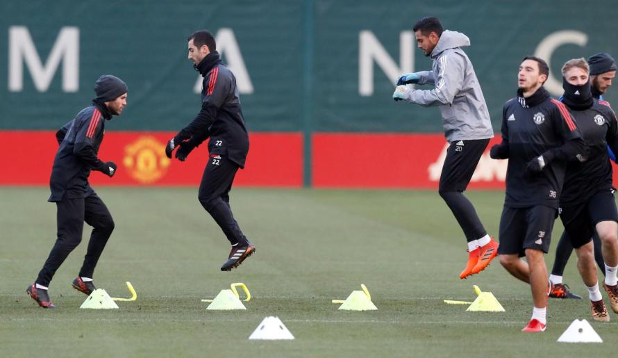 Mourinho Confirms Duo Will Start But Two Other Key Men Ruled Out