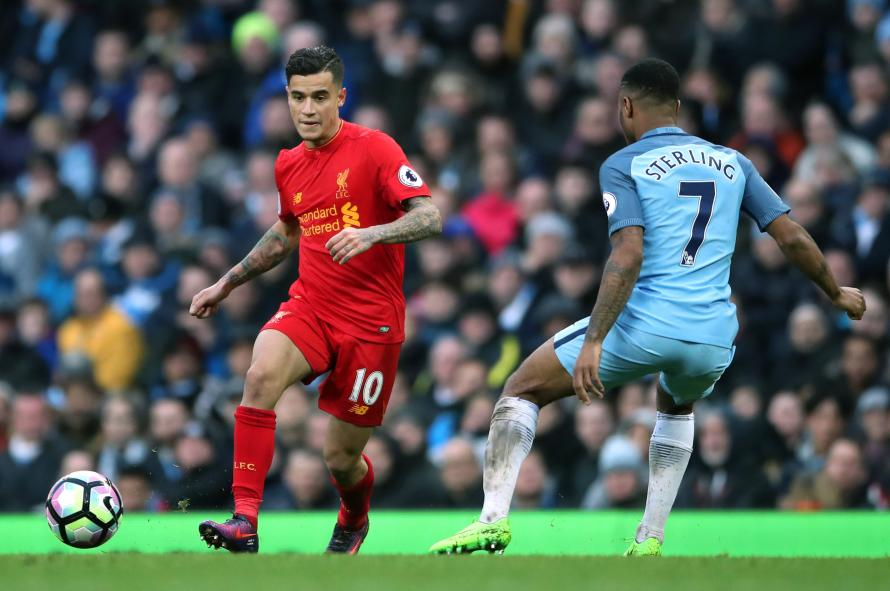 Philippe Coutinho could return to Liverpool squad for Manchester City clash