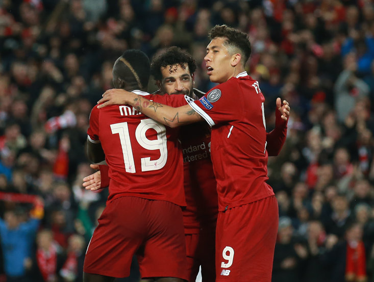 The Time Is Right For Jurgen Klopp To Change His 'Fab Three'