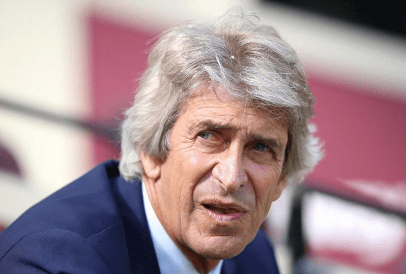 Manuel Pellegrini - is the West Ham boss going to lose one of his brightest talents?