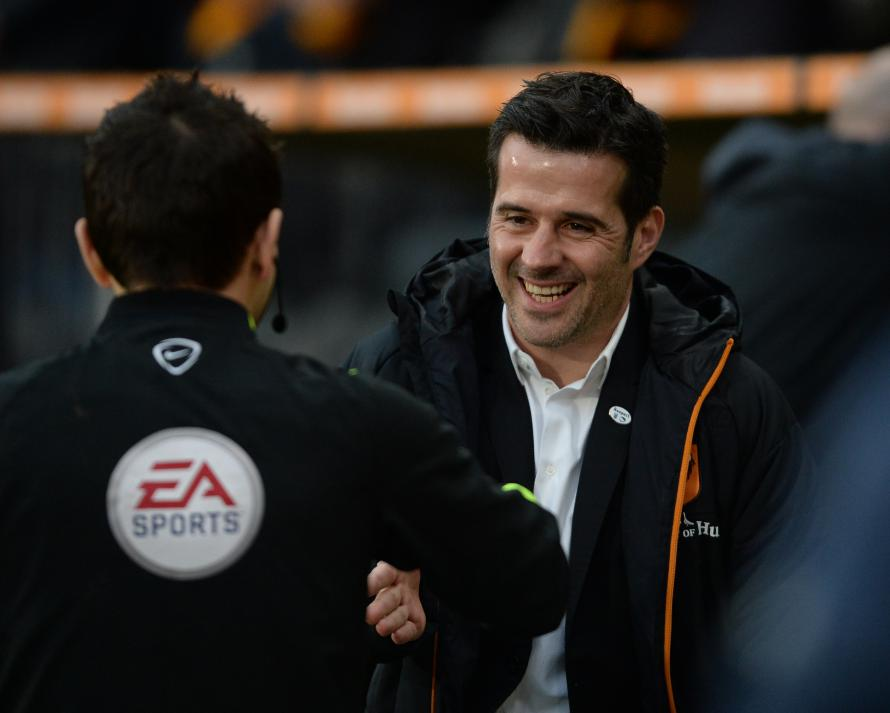 Silva is keen on this particular transfer target