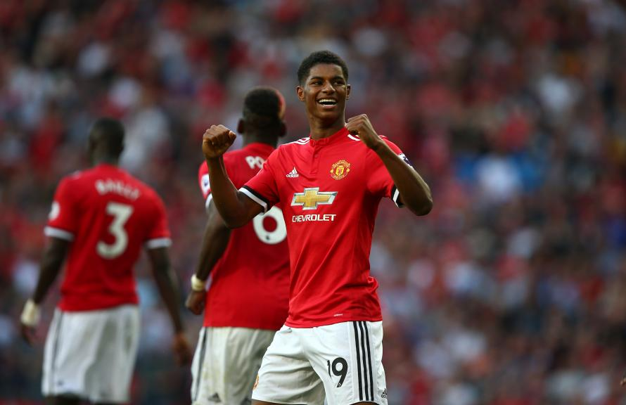Marcus Rashford has been linked with a stunning move to Real Madrid