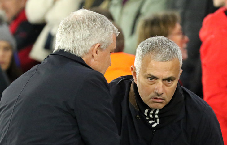 Manchester United lack mad dogs with spirit - Jose Mourinho
