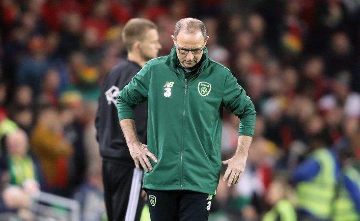 Martin O'Neill & Roy Keane axed Ireland suffer Nations League relegation