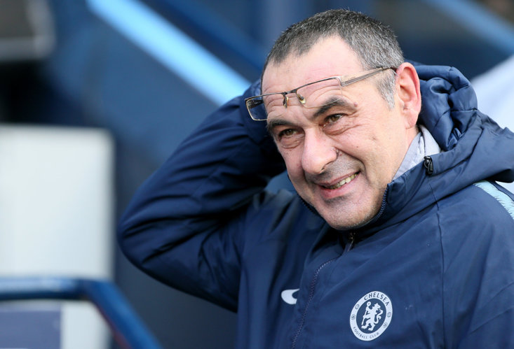 Sarri-ball has burst
