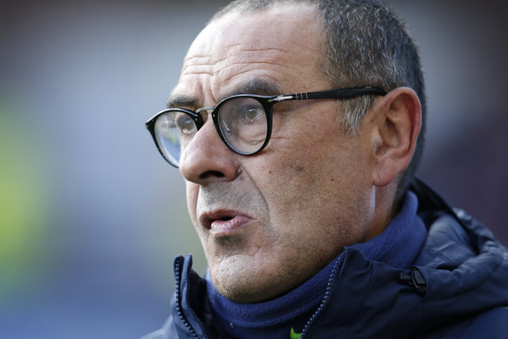 Maurizio Sarri could be about to lose one of Chelsea's brightest young talents