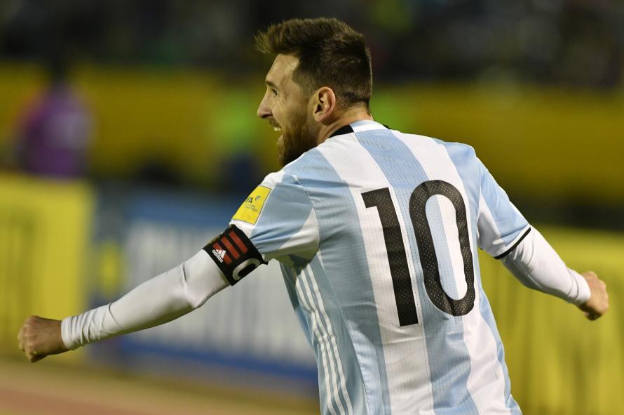 5fccc6ec6 Lionel Messi To Inform AFA Of Argentina Future After Family Consultation