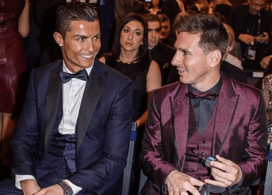 The eternal argument of who is better Ronaldo or Messi has been given extra spice ahead of this summer's World Cup