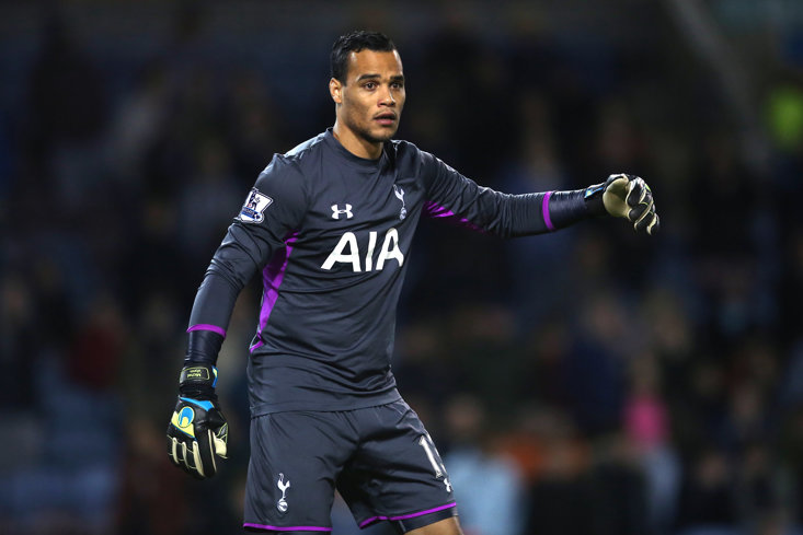 Michel Vorm is set to feature in goal for Spurs this weekend in place of the absent Hugo Lloris