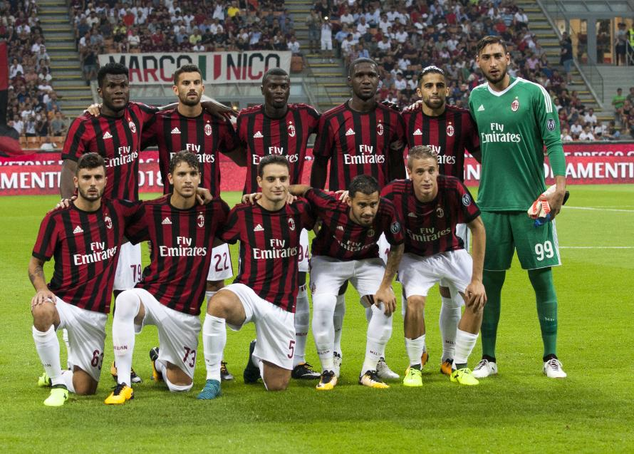 game masters ac milan - photo#25