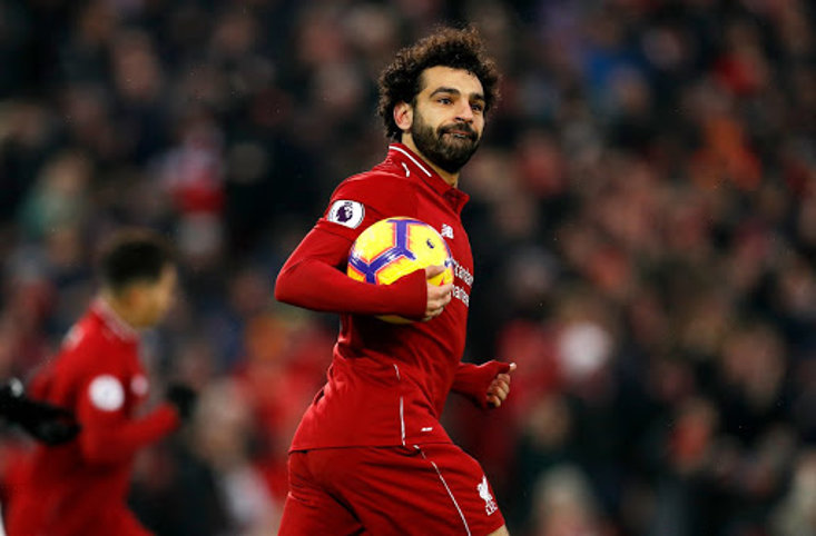 Liverpool Forward Mo Salah Targets Phenomenal Premier ...