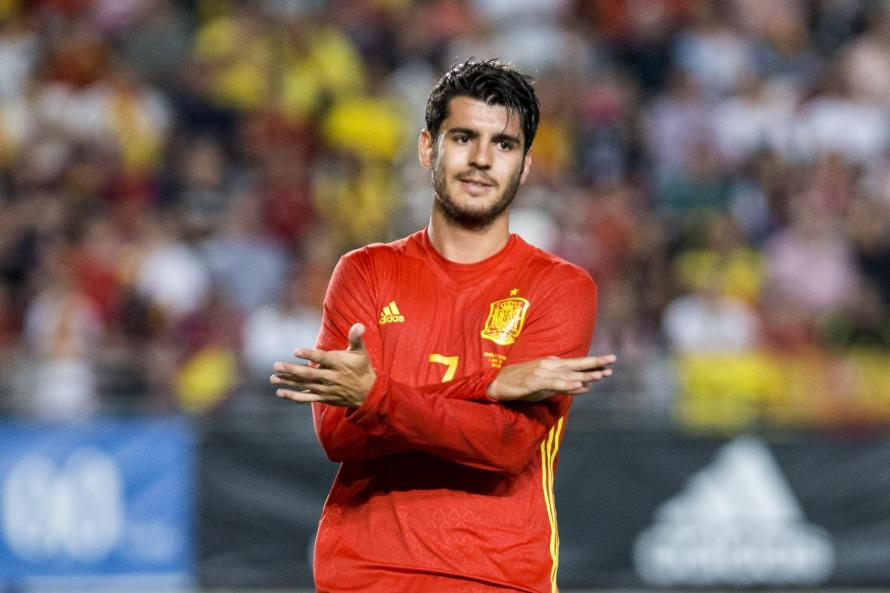 Could Chelsea be about to let Alvaro Morata leave this January?