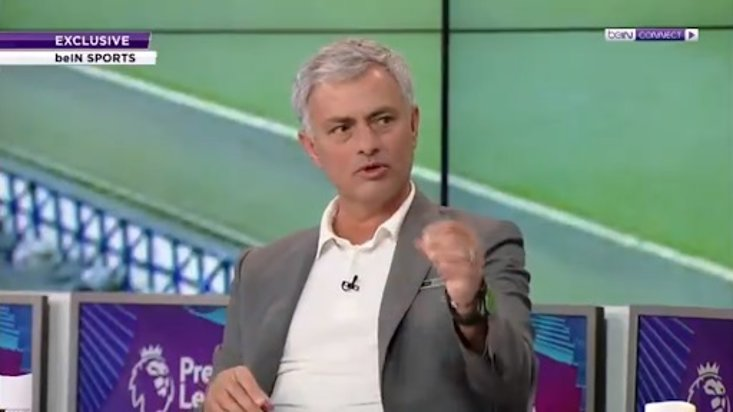 Mourinho: 'Liverpool Lost Control Of Their Own Destiny'