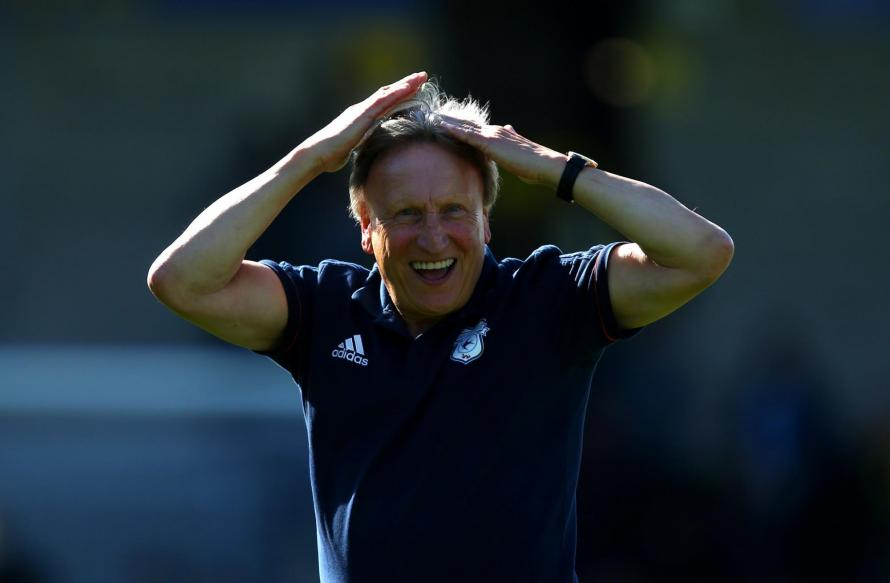 Neil Warnock will face a tough task to get one over Liverpool on Saturday