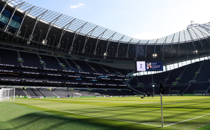 Tottenham Hotspur's new home opens for business today