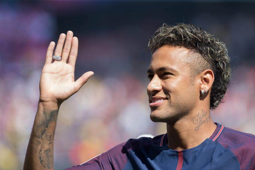 Will Neymar find his feet away from PSG?